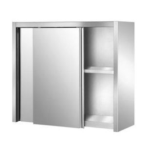 Meuble-armoire-inox