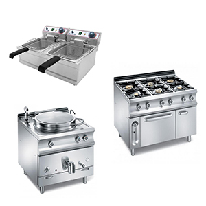 Equipement cuisson