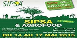 SIPSA AGRO-FOOD2015