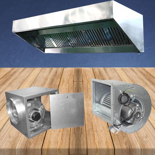 Materiel Ventilation